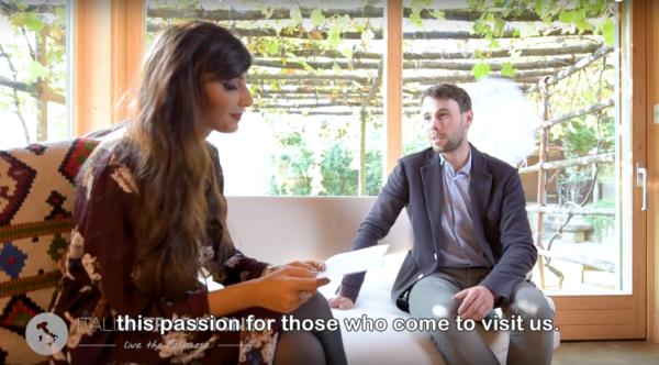 La Subida interview - Italian Traditions