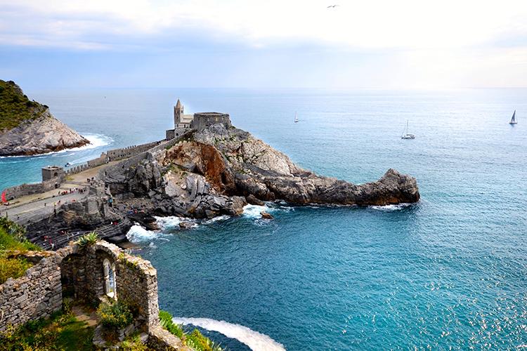 Porto venere - Italian Traditions