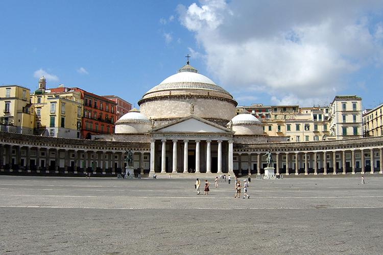 Piazza del plebiscito - Italian Traditions
