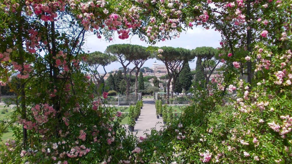The Orange Garden A Charming View Of The Eternal City Italian Traditions
