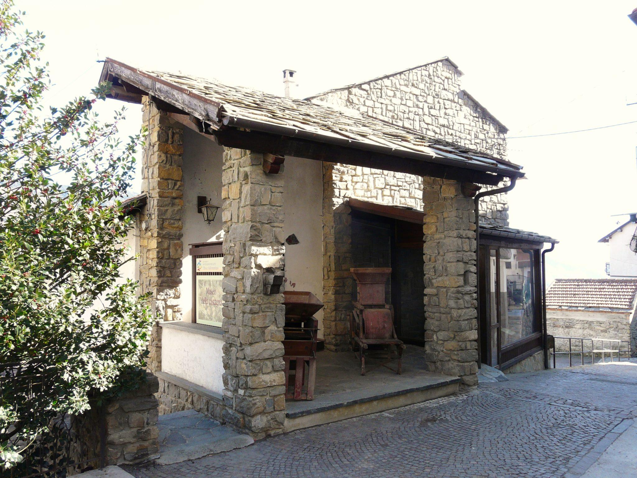 museo delle castagne