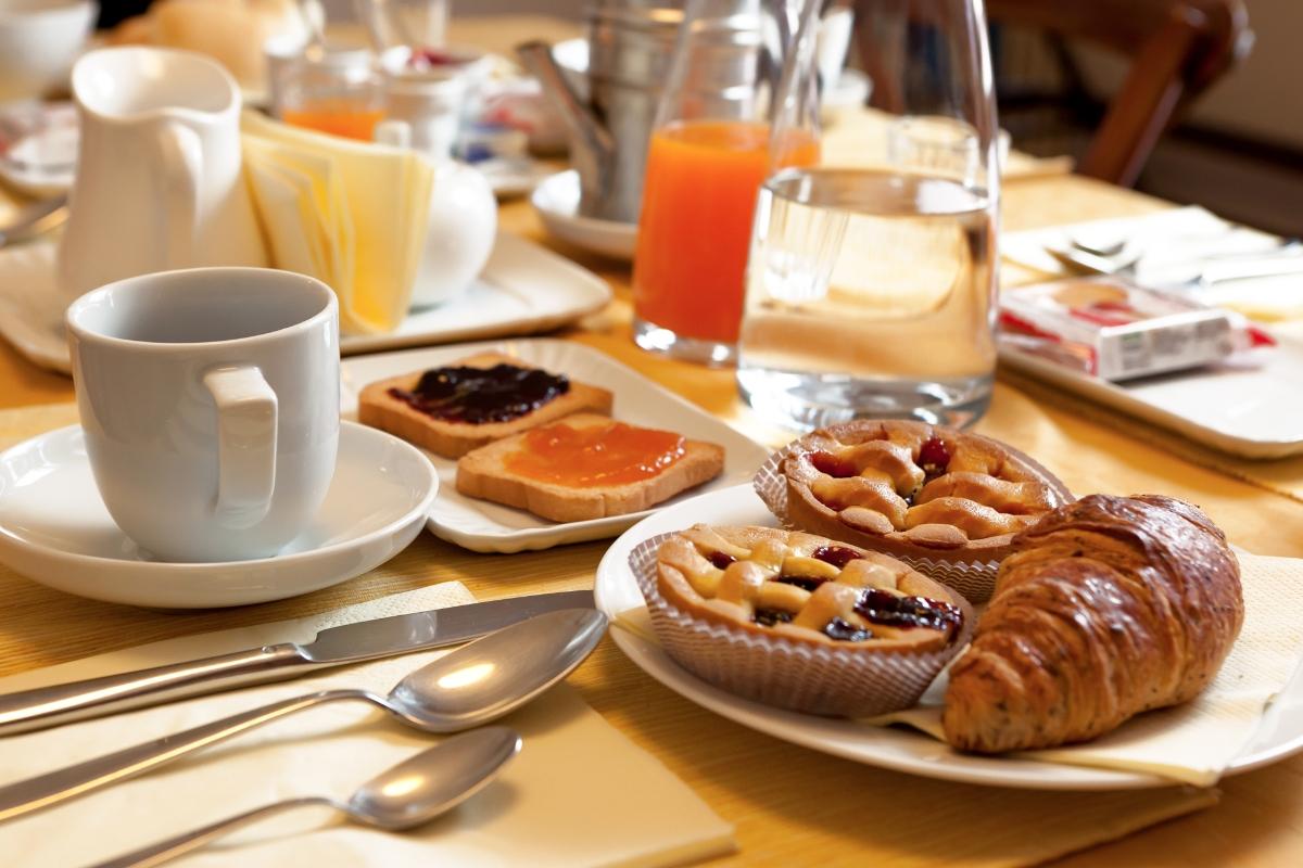 Семейный завтрак - italian traditions