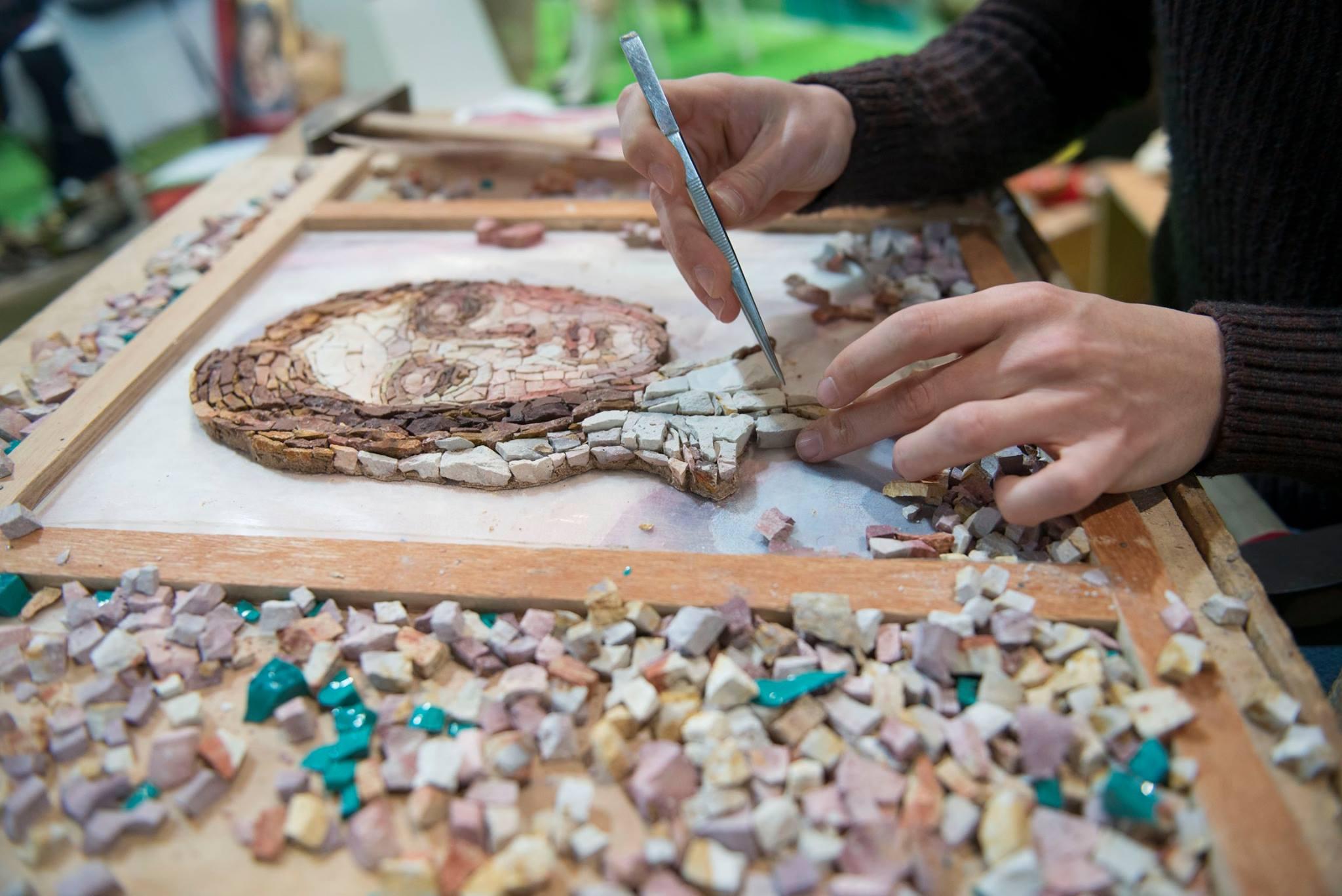 artigiano in fiera, Handwerksmesse, milano, Italia, Italy, artigiani, fiera, tradizioni, traditions, craft, Feria, Artesanado, Milán