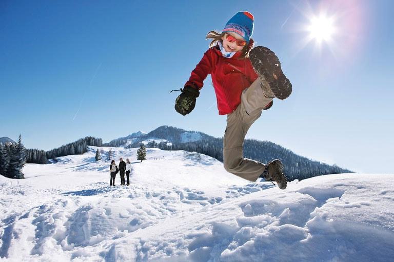 Vacanze sulla neve, bambini, neve, vacanze, montagna,