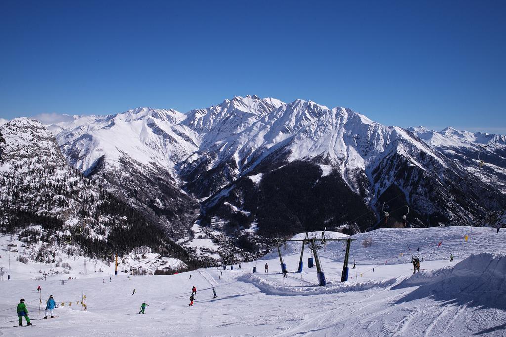 Courmayeur, neve, vacanze, valle d'aosta, Aosta-Tal,