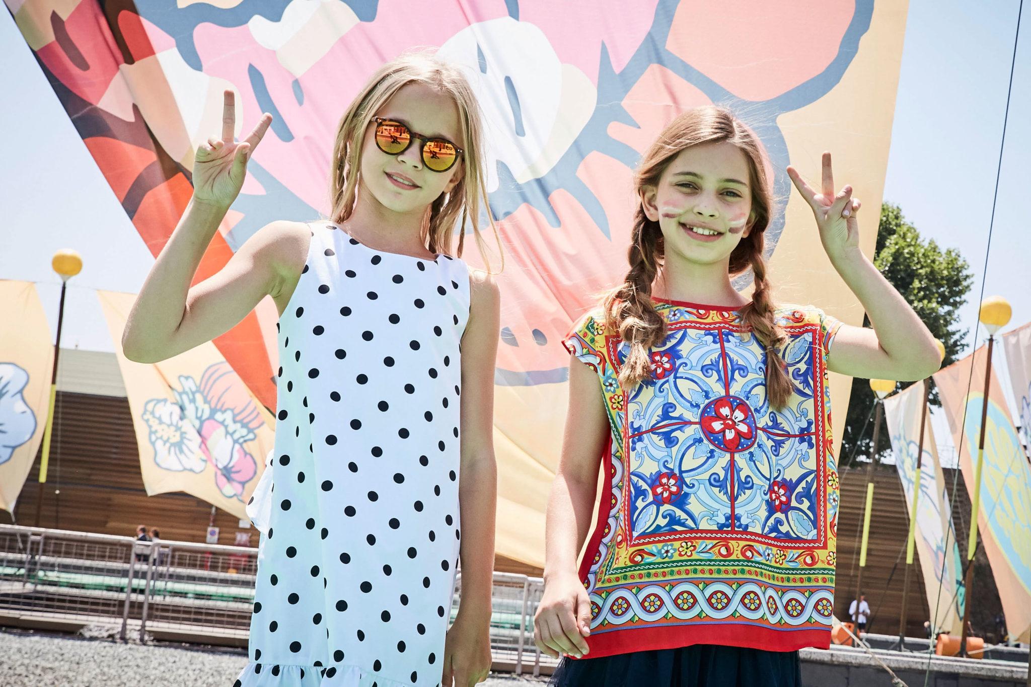 Pitti Immagine Bimbo, Pitti Children's Look