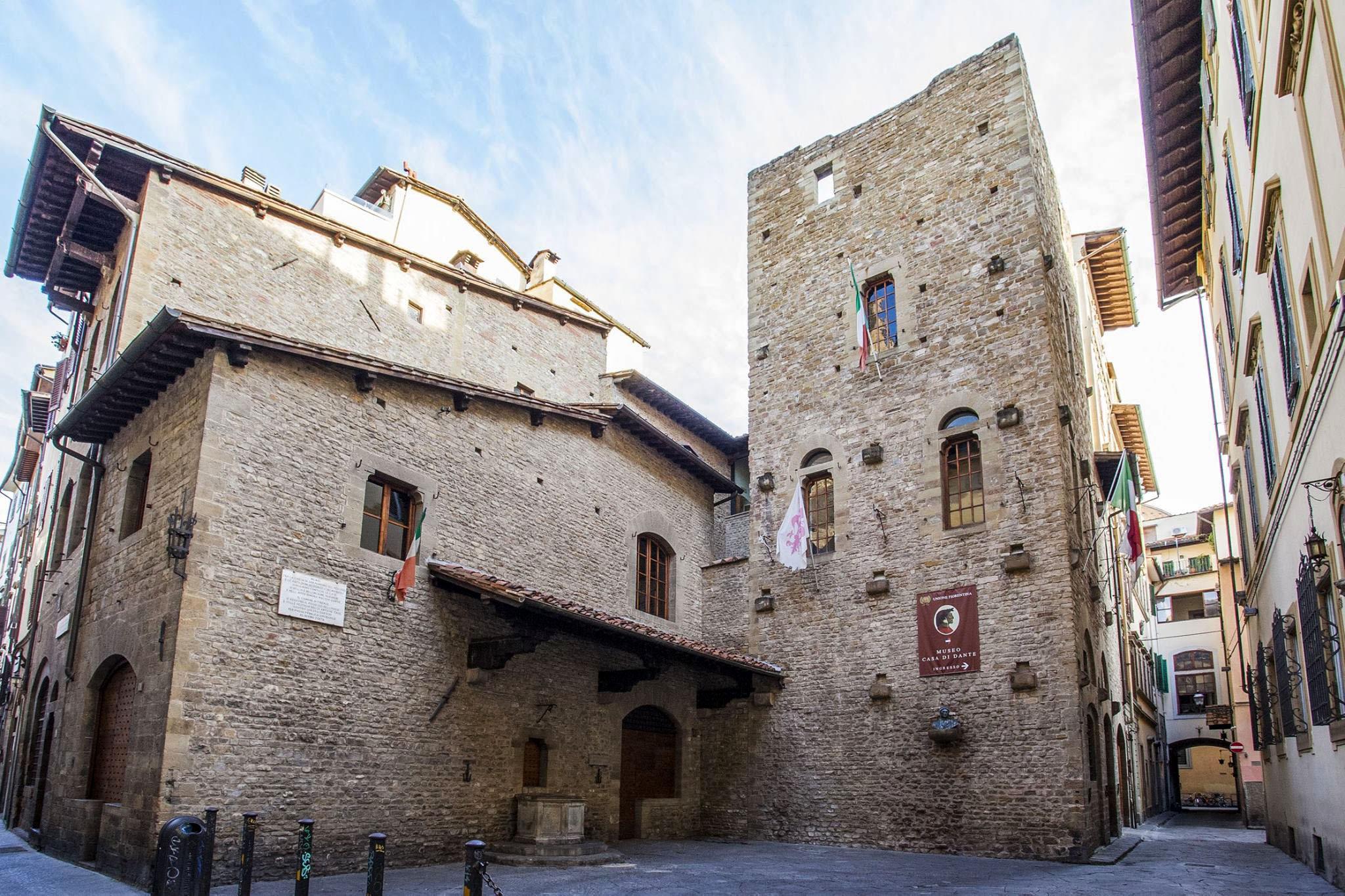 Museo Casa di Dante, Dantes House Museum, Casa Museo de Dante, Museum Dante Haus, Musee Maison de Dante