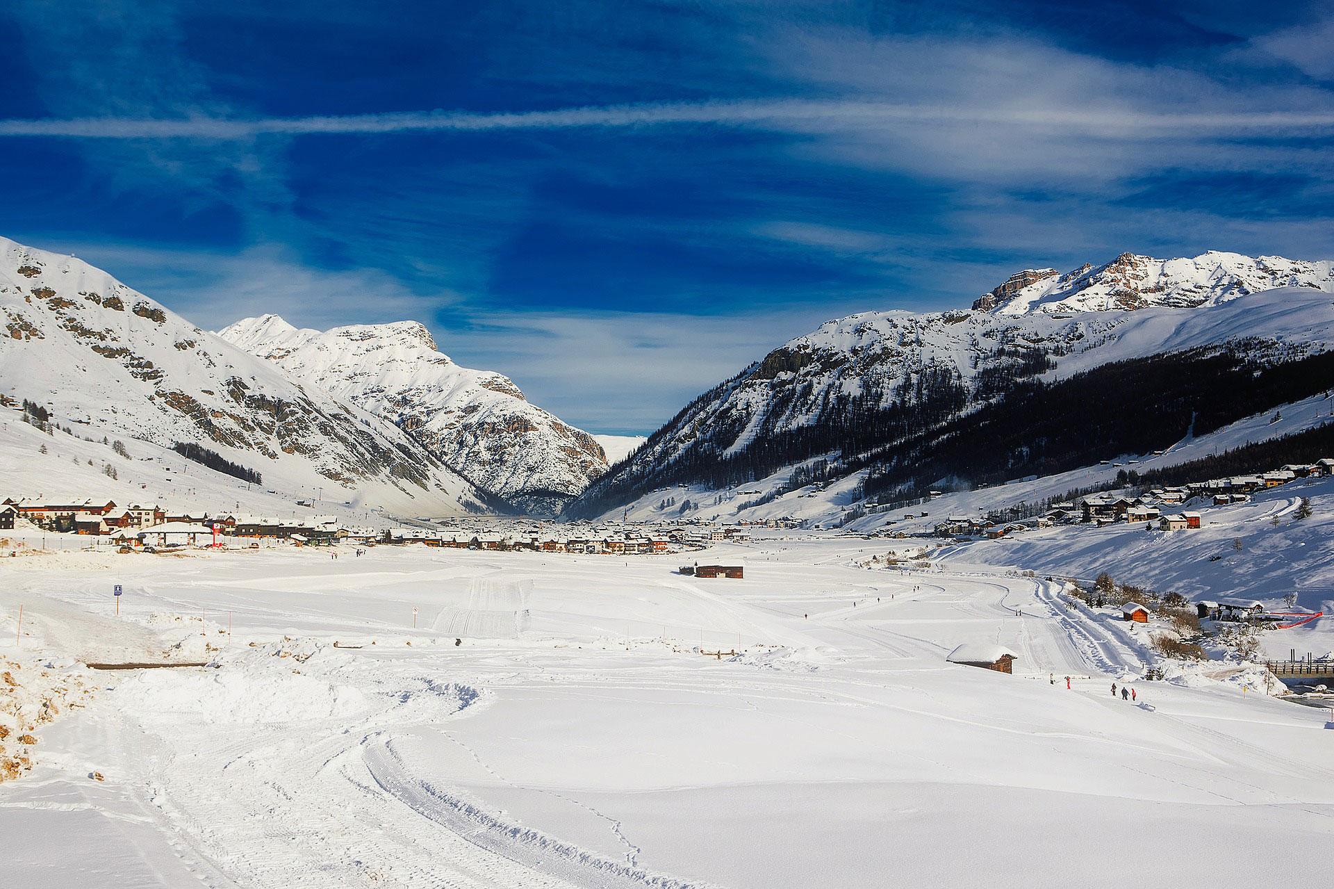 Alta Valtellina, Veltlin-Tal, Haute Valtellina