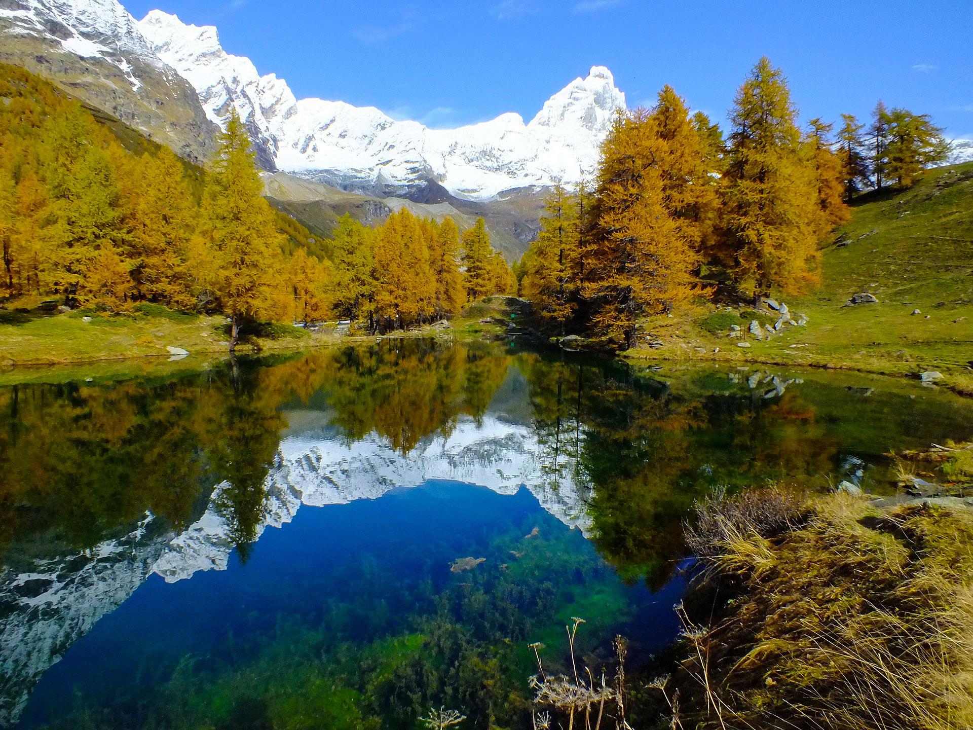 Valle Aosta, Aostatal, Vallee Aoste, Valle de Aosta