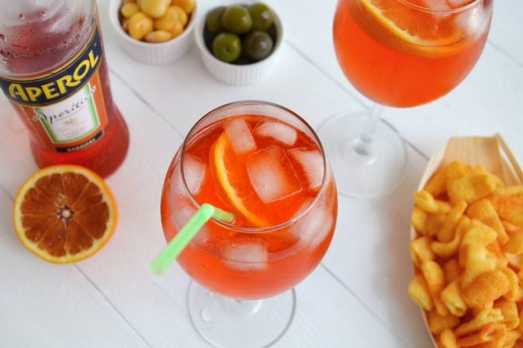 Aperol Spritz - italian traditions