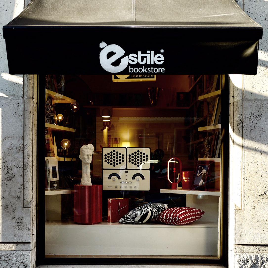 è stile concept store roma
