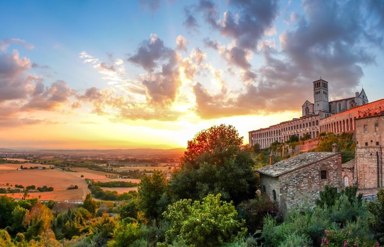 assisi - italian traditions
