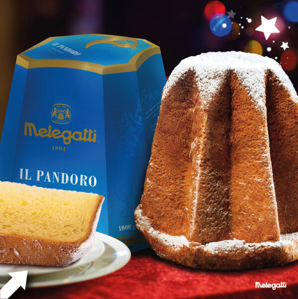 Pandoro Melegatti - Italian Traditions