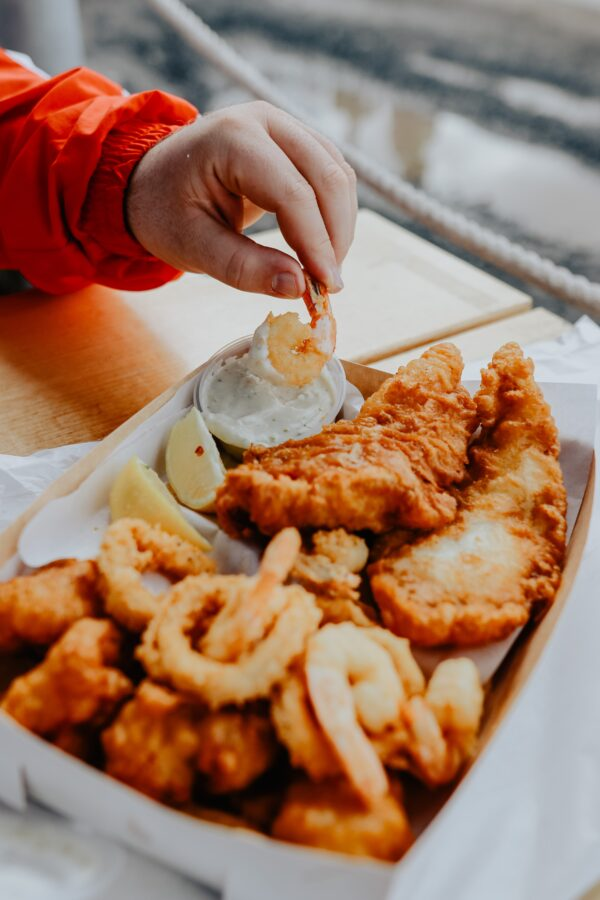 Fried Fish - Italian Traditions