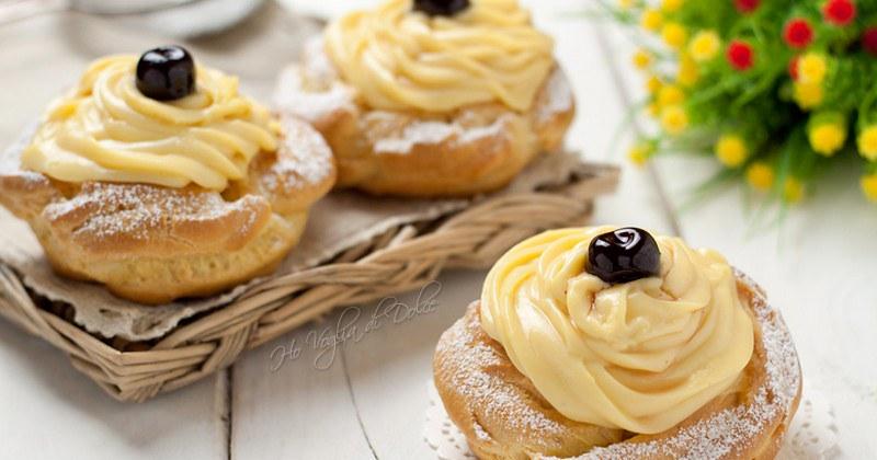 Zeppole | Italian Traditions