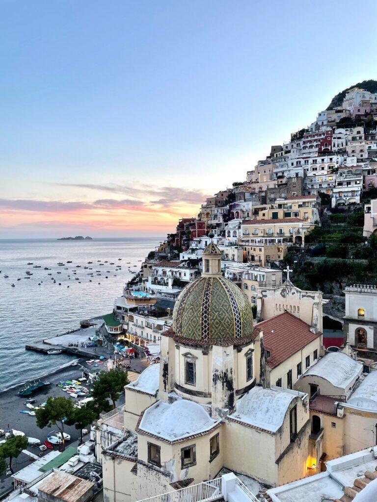 города для посещения на Амальфитанском побережье - italiantraditions