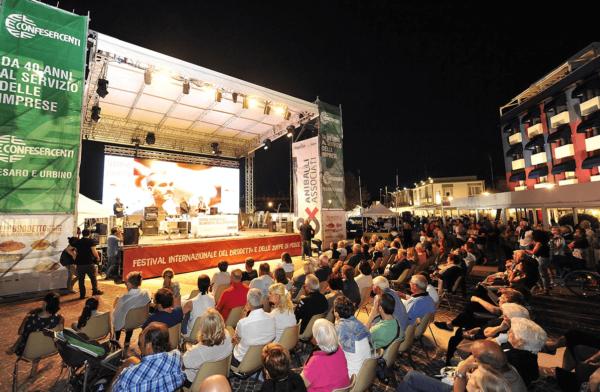 festival del brodetto - italian traditions