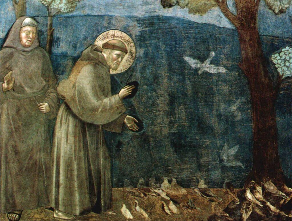 Storia di san Francesco d'Assisi-italiantraditions